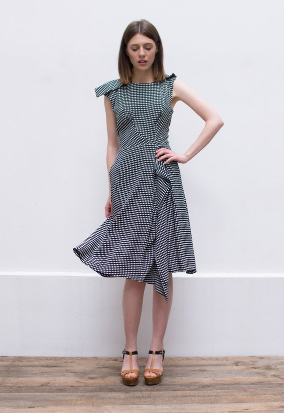 SALE 30% Off Womens White Dress Sleeveless Dress Designer  1ca3dc6ea