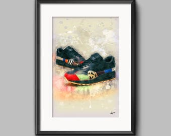 official photos 4d914 d6b51 Nike Air Max 1 Master Trainer Poster