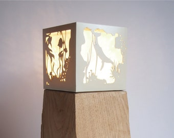 Lampe aquatique