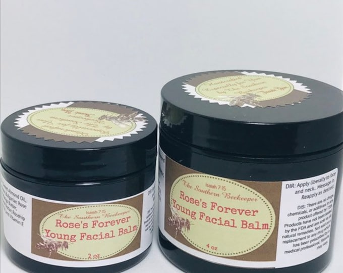 Rose's Forever Young Facial Balm