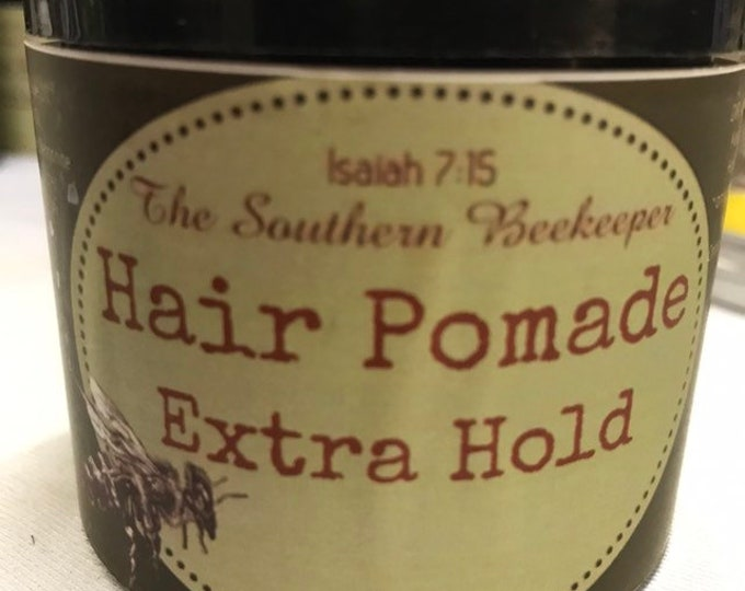 Hair Pomade - Extra Hold