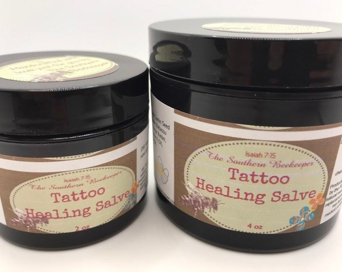 Tattoo Healing Salve