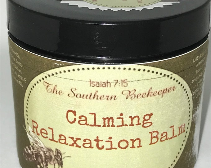 Calming Relaxation Balm