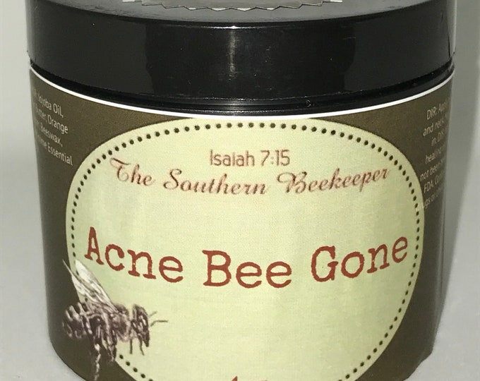 Acne Bee Gone