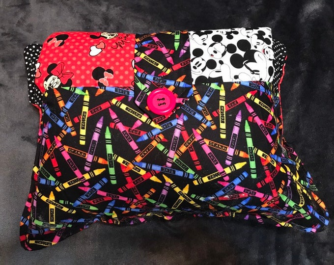 Pillow Pocket (Pillow and Blanket Set)