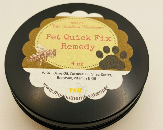 Pet Quick-Fix Remedy