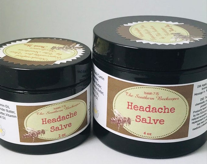 Headache Salve