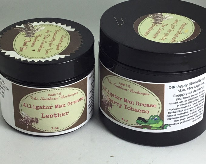 Alligator Man Grease - The Real Mans Lotion