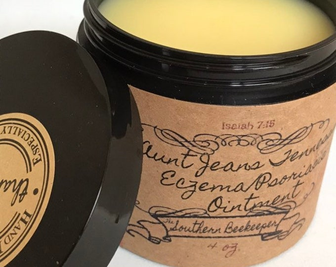 Aunt Jean's Tennessee Eczema/Psoriasis Ointment