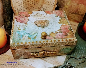 Vintage ArtBox-French Cottage