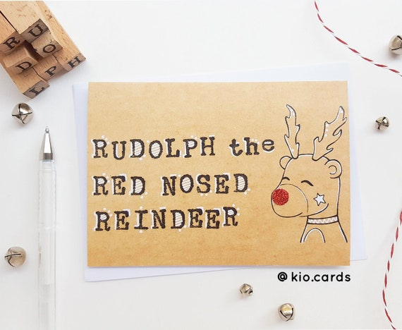 image 0 - Christmas Songs Rudolph The Red Nosed Reindeer