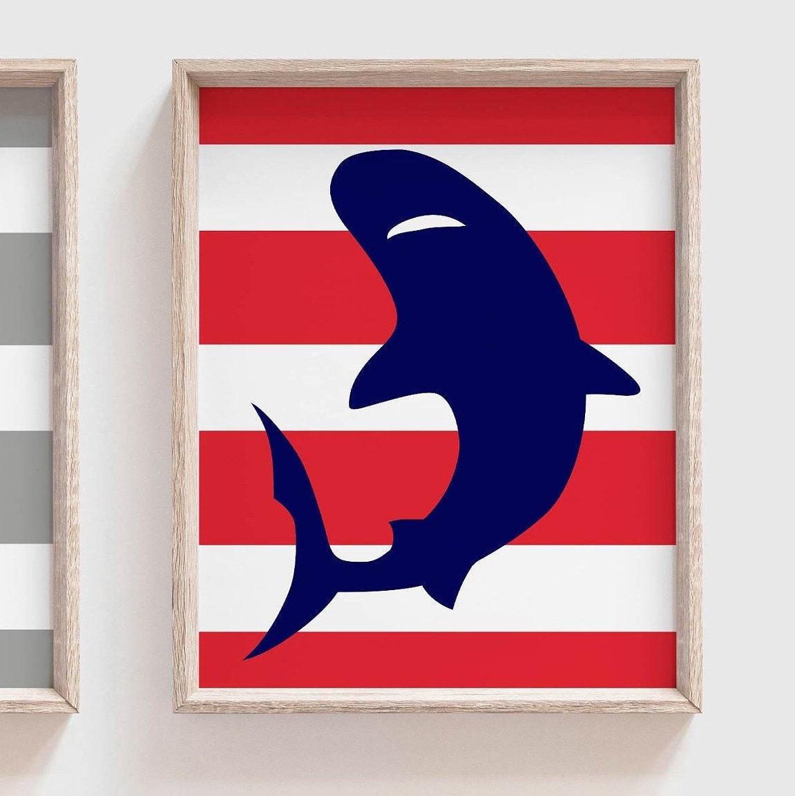 kids room sharks toddler shark room shark decor boy
