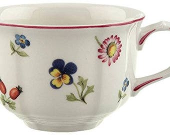 Petite Fleur cups from Villeroy and Boch