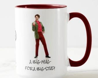 A Big Mug For A Big Stud - jumbo mug