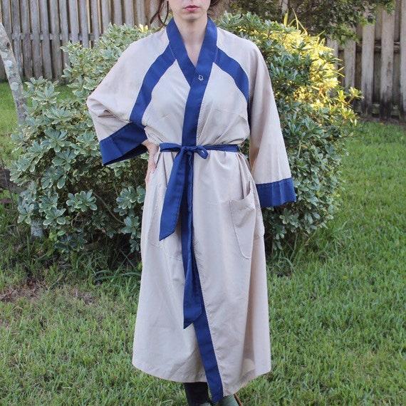 Vintage Christian Dior 'Robe de Chambre' Robe