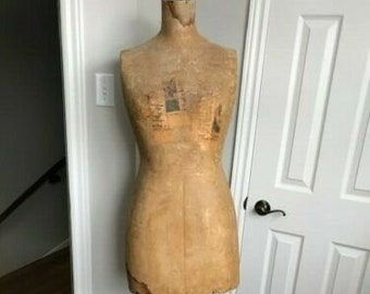 Plus size dress form | Etsy