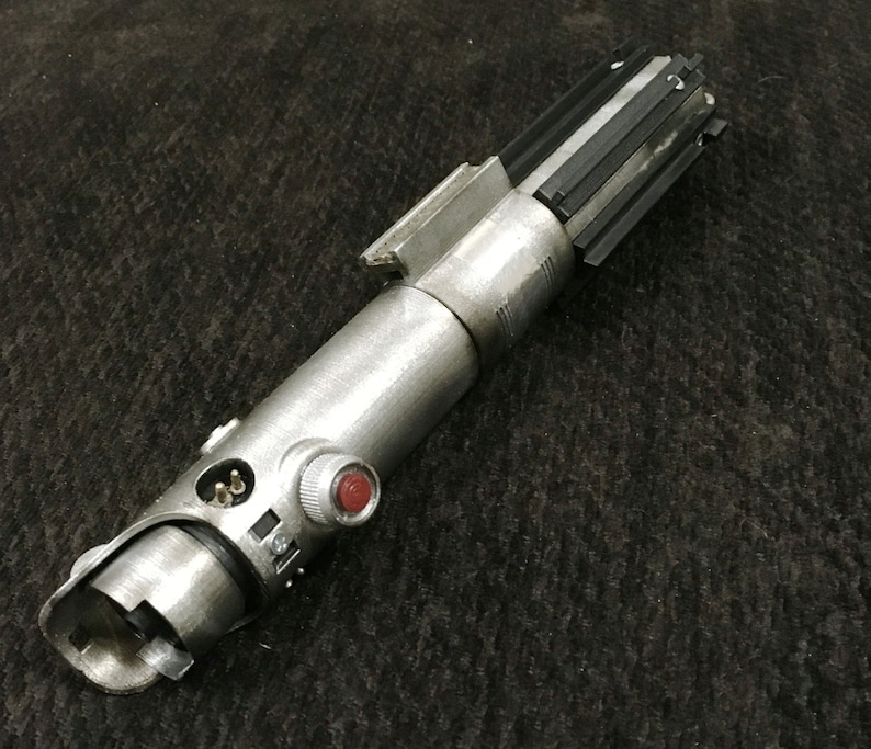 Anakin/luke/ReySkywalkers Lightsaber the Force Awakens image 0