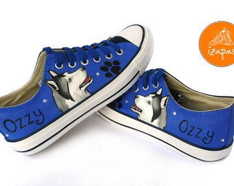 c7f538cb9f3d Husky Painted Sneakers