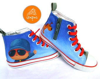 Converse Puppy Velcro Sneaker