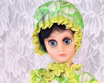 """No Reserves Mary Lee Haunted Doll ~ Victorian 16"""" 1970s Fashion Doll ~ Paranormal ~ Eccentric ~ Kind of Crazy ~ Good Energy Tho"""