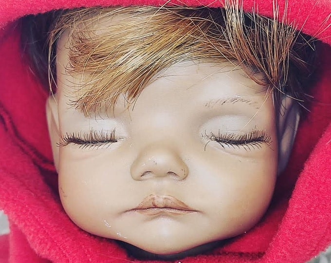 """No Reserves Orion Haunted Doll ~ Boots Tyner Sugar Britches 20"""" Baby ~ Paranormal ~ Child Spirit ~ Needs Family ~ Seeks Love ~ Needs Parent"""