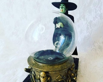 Wicked Witch of the West Limited Edition Watch Case Figurine ~ Warner Bros Studio Store ~ Wizard of Oz ~ NO WATCH