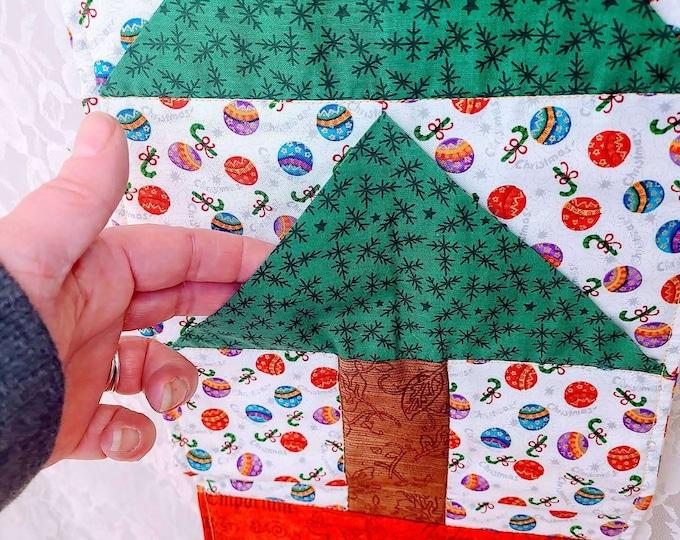 Handmade! Christmas Card Holder Display ~ Beautiful Handmade ~ Unique! ~ OOAK Holiday Décor