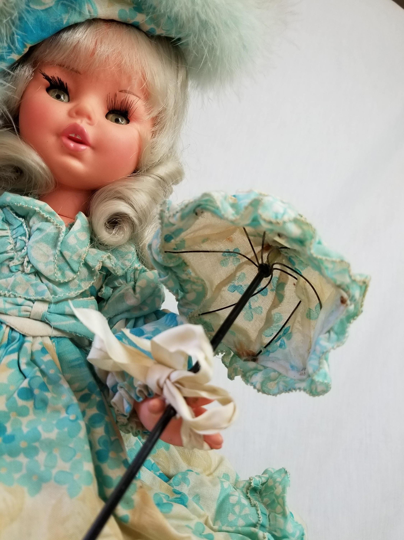 Reserved OA 2/4 Maia Haunted Doll ~ Vinyl 17 Ferga Made in Italy
