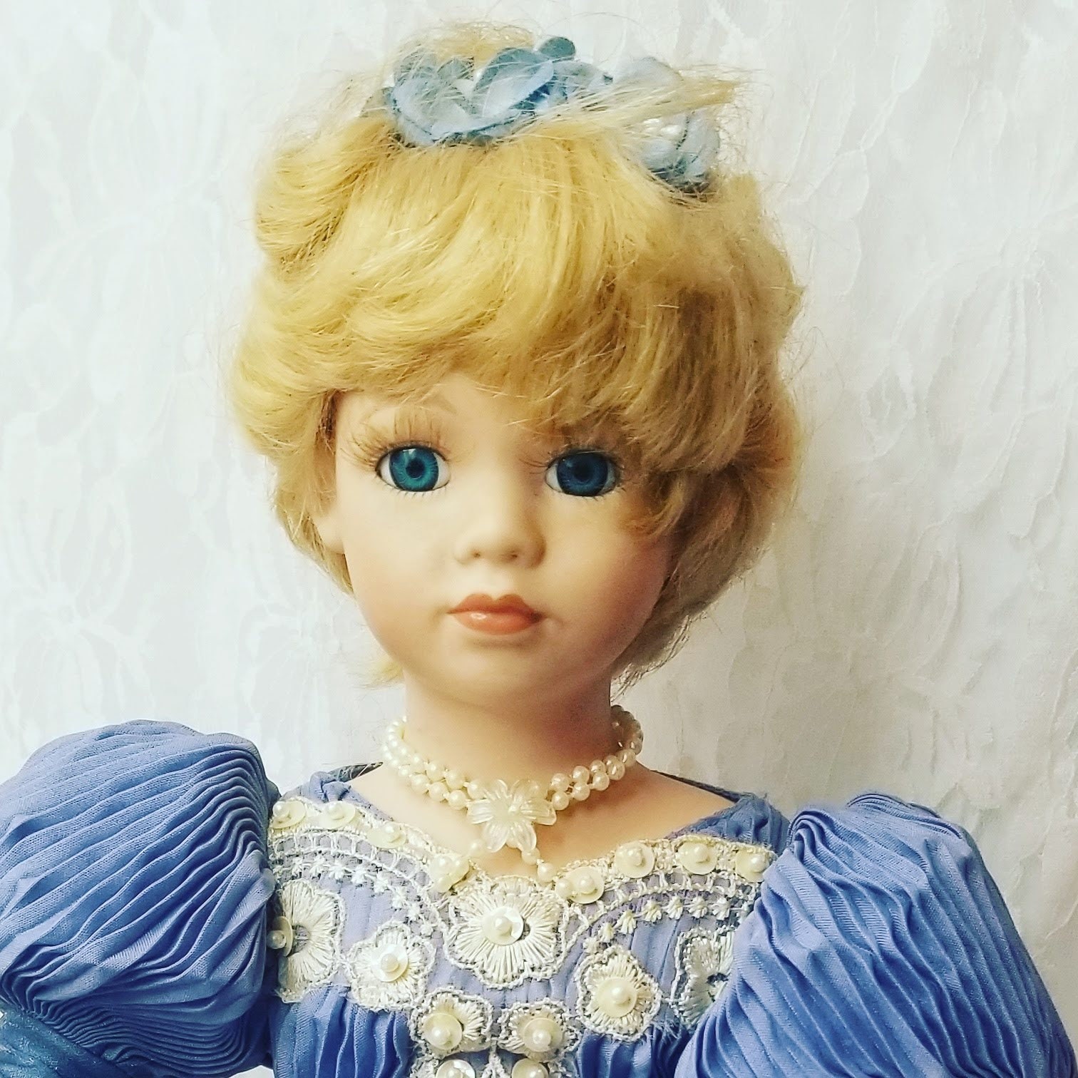 Reserved Lyn 26 Beatrice Haunted Doll Victorian 17 Paranormal