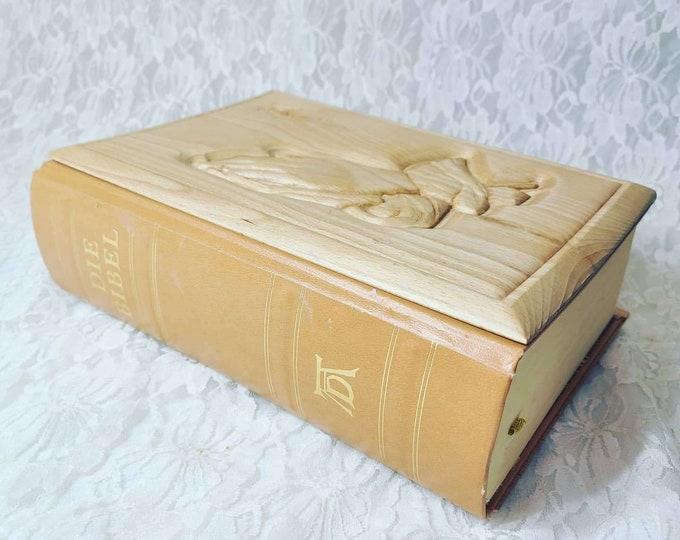 UNIQUE German Language Bible ~ Die Bibel Illustriert Mit Werken Von Albrecht Durer Hamp ~ German Bible