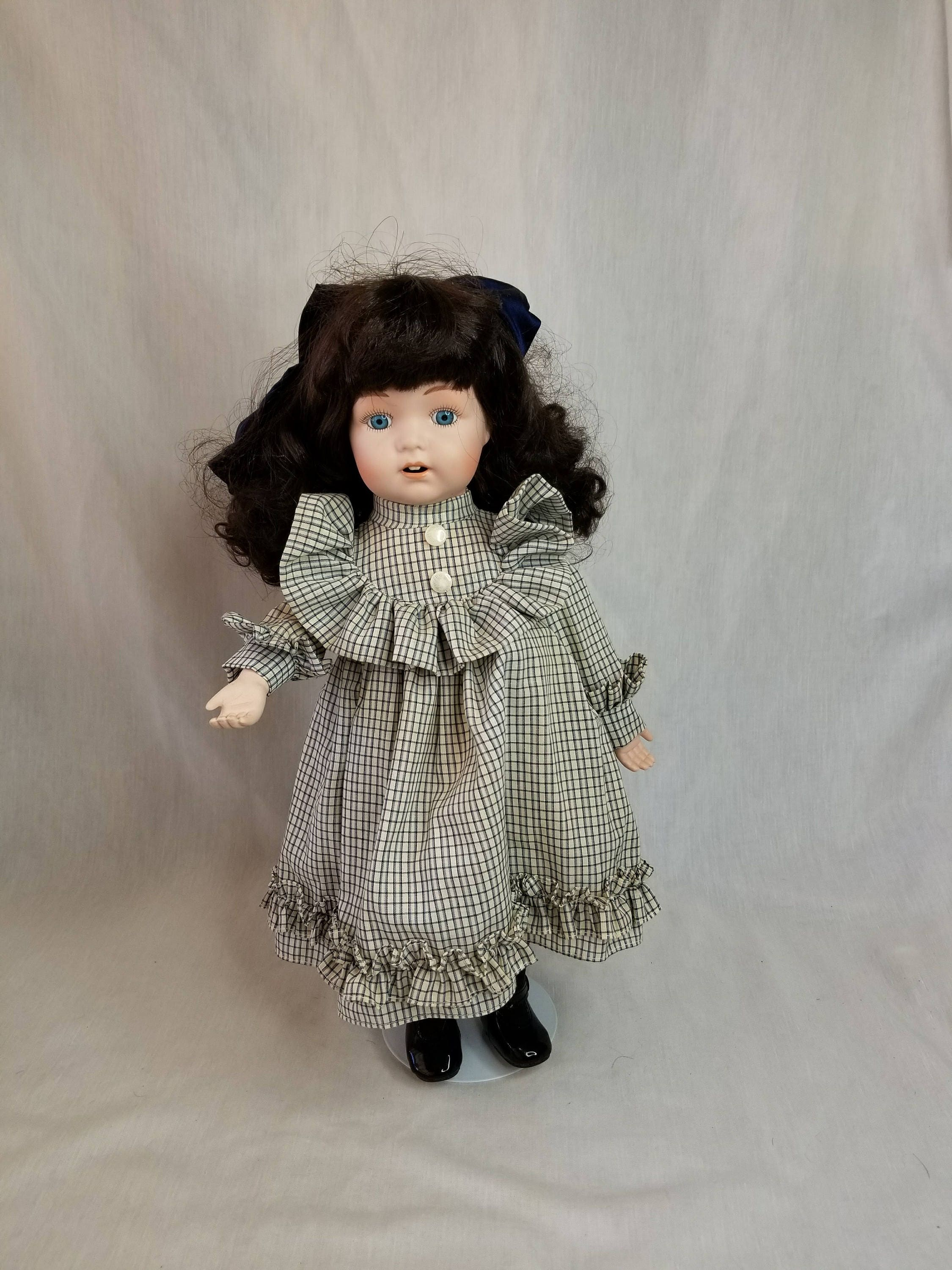 Ettie ~ Haunted Porcelain Doll 20 ~ Paranormal ~ Smart Mouth