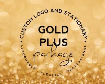 50% OFF SALE Custom Branding Package Multiple Revisions, Logo Design, Banner, Avatar, Facebook Cover, Business Card, Letterhead Design