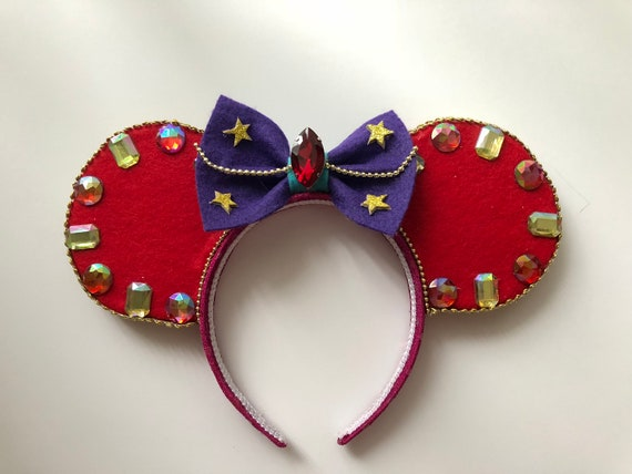 3c2cbbdd7 Hunchback of Notre Dame Esmerelda Bedazzled Mouse Ears Mickey | Etsy