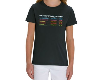 Back to School Baby Announcement Vacation and More on StahlheberDesigns Shop under Announcement Shirts Girls Ready Player One Youth Shirt