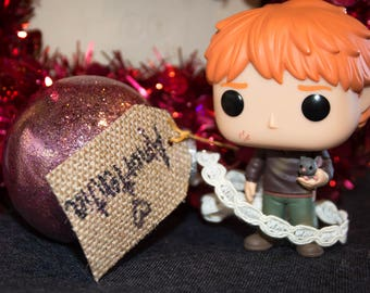 Harry Potter Amortentia Love Potion Christmas Ornament