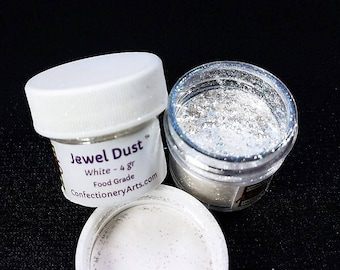 Jewel Dust 4g. By CAI Edible Glitter Sparkle Dust DUS321
