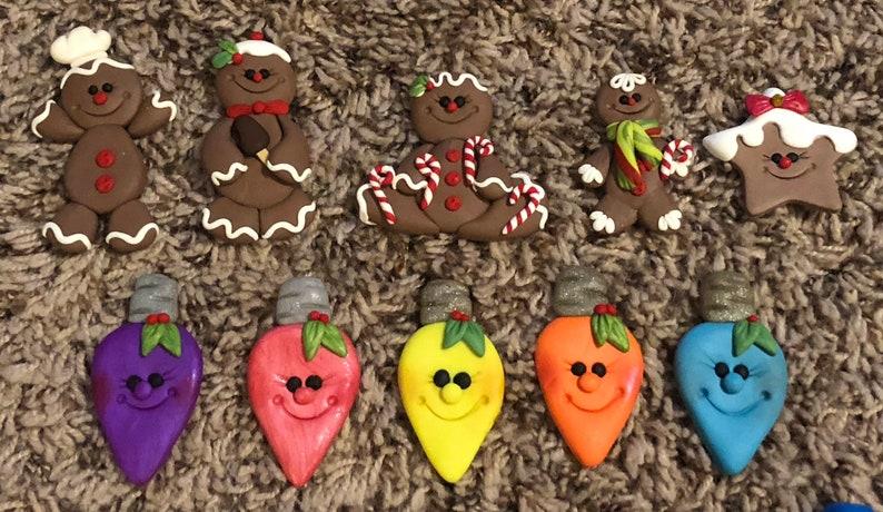 Customizable Tree Ornaments