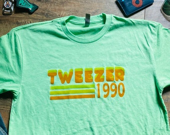 Phish Tweezer 1990 shirt
