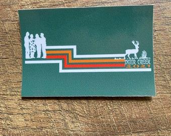 Phish Deer Creek 2021 sticker