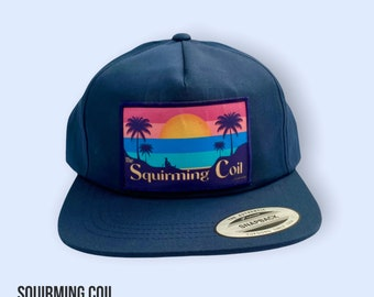 Phish-Squirming Coil Hat
