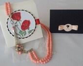 Pearl wings - porcelain p...