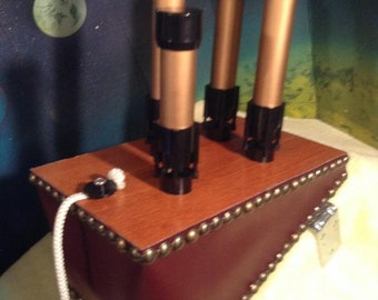 4 tone Garden whistle  Train whistle railroad whistle railroad | Etsy