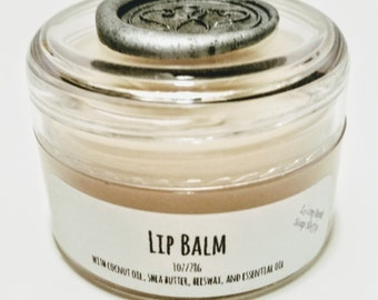 Mint Citrus Lip Balm {0.7 oz}