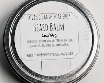 Beard Balm (2oz)