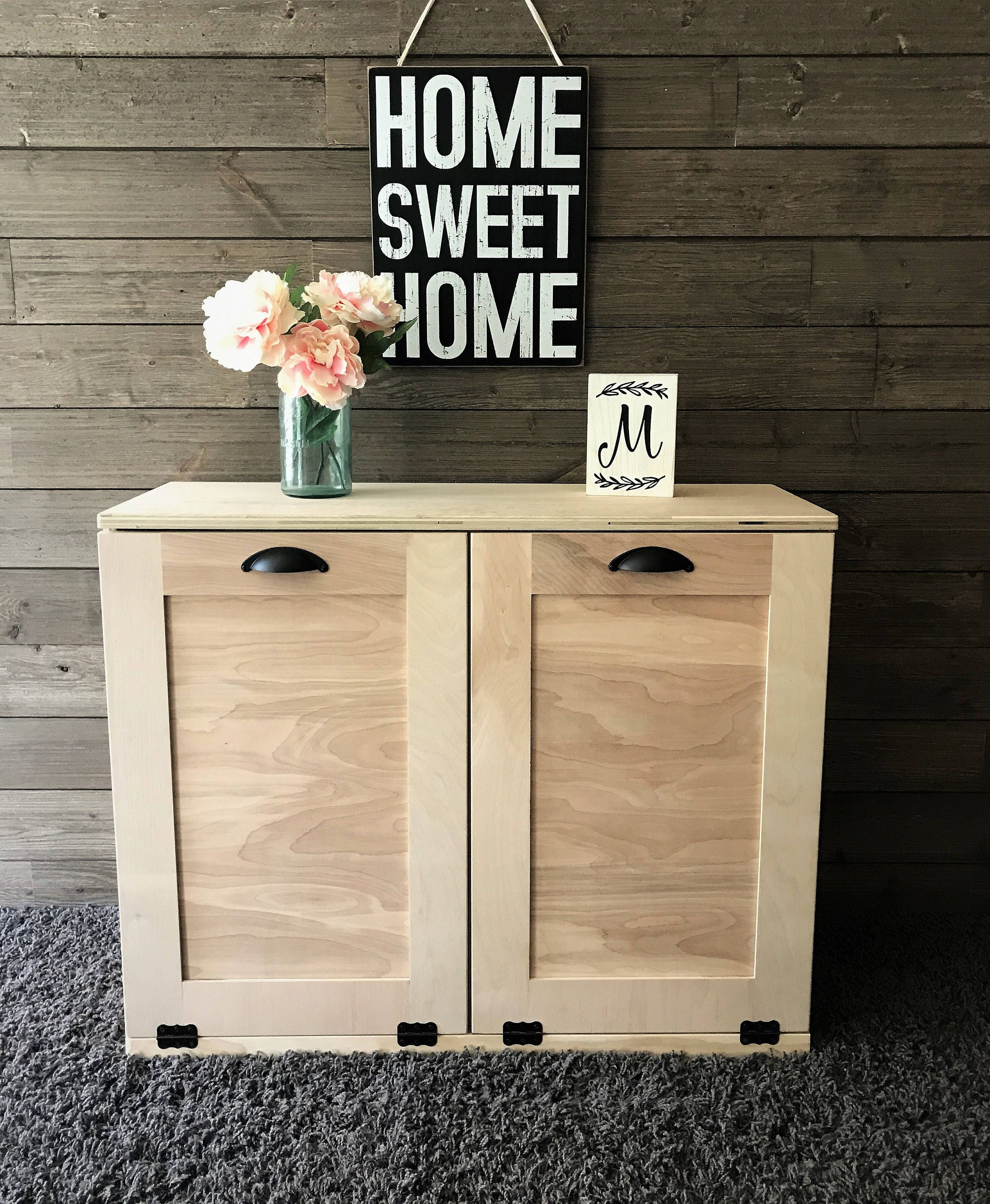 Stupendous Free Ship Double Tilt Trash Bin Recycle Bins Rustic Tilt Out Trash Bin Trash Can D Raw Download Free Architecture Designs Sospemadebymaigaardcom