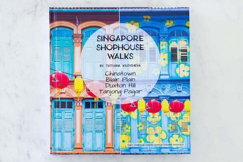 Singapore Shophouse Walks: Chinatown Blair Plain Duxton image 0