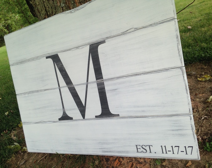 24x14/Wedding Guestbook Sign|Wood Guestbook|Last Name Guestbook|Handpainted|Rustic Name Sign|Wedding Welcome Sign|Country Wedding Decor