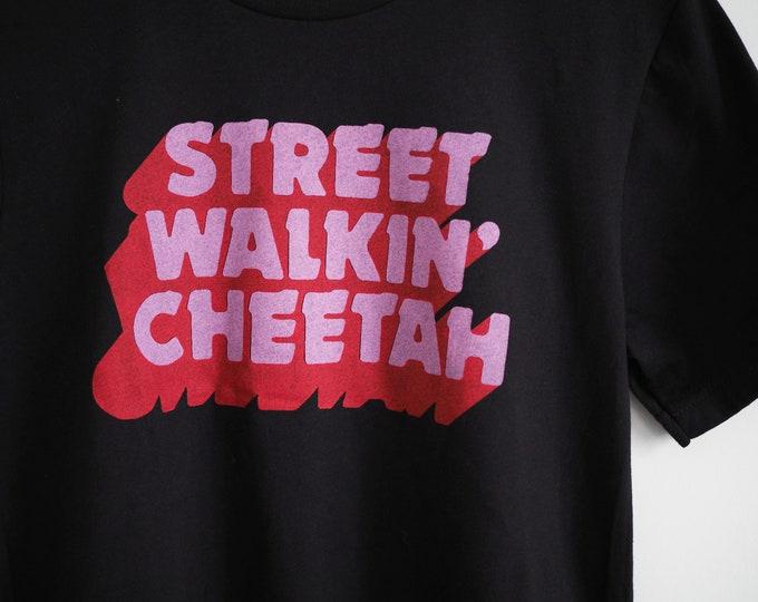 Street Walkin' Cheetah Tee