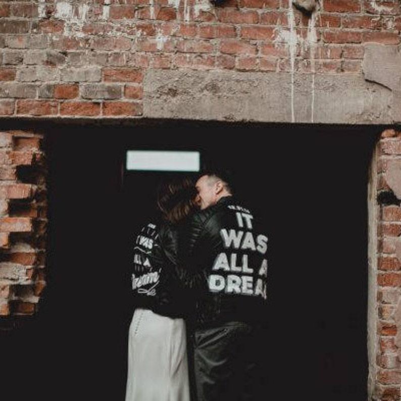 Custom Painted jacket image 0