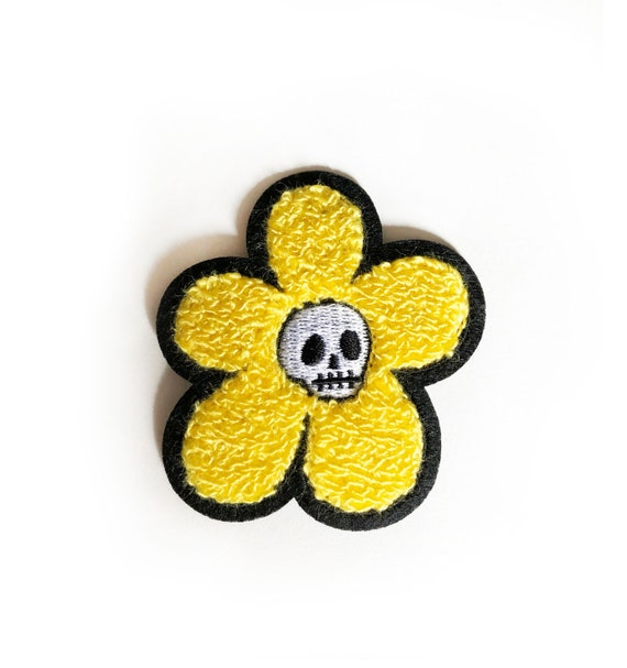 Flower Power Patch